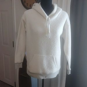 Old Navy Fuzzy Pullover Hoodie